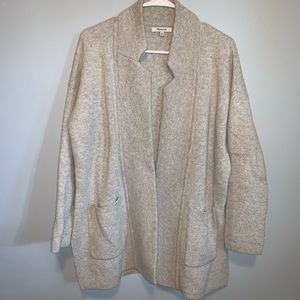 Madewell Spencer Sweatercoat